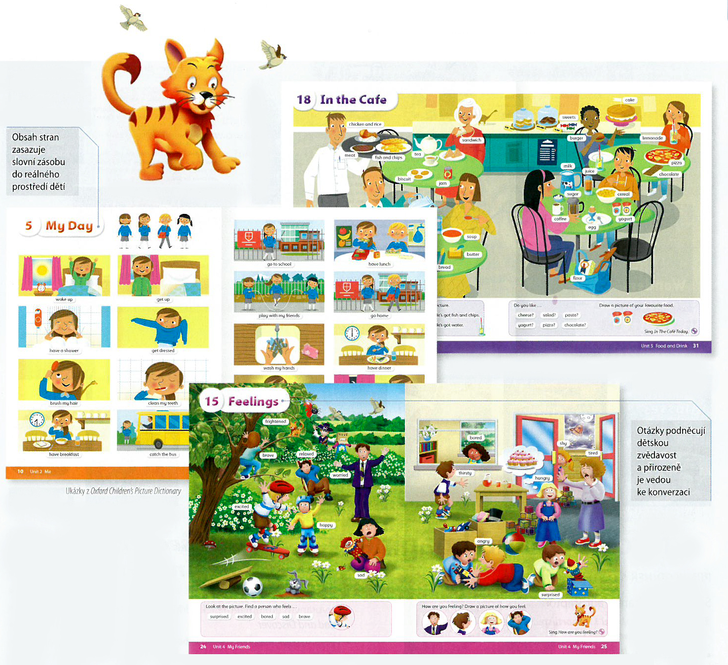 Oxford Children's Picture Dictionary for Learners of ...